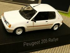 1/43 Norev Peugeot 205 Rallye weiß 471750
