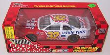 1997 Racing Champions 1:24 DALE JARRETT #32 White Rain Ford Thunderbird