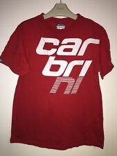 Boys Age 10-11 Years - Carbrini T Shirt - Red