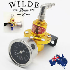 Fuel Pressure Regulator Sard EFI GOLD - WRX XR6T Sr20DET R33 R32  with Guage