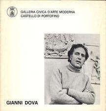 DOVA Gianni, Gianni Dova. Comune di Portofino