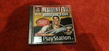 Resident Evil - Director's Cut (Sony PlayStation 1, 1997)