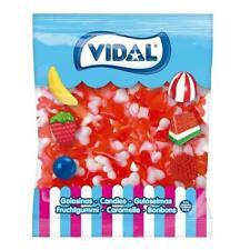 Vidal Jelly Bones - 1kg