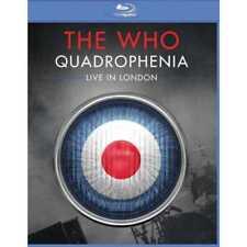 THE WHO Quadrophenia Live In London BLU-RAY NEW Region ALL