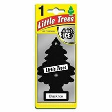 Little Tree Mto0004 Car Air Freshener - Black Ice