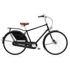 Electra Amsterdam Royal 8i Herren Fahrrad Schwarz Stadt Holland Rad Retro City