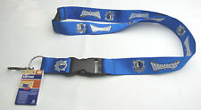 NBA NWT KEYCHAIN LANYARD- DALLAS MAVERICKS - CURRENT LOGO ON BLUE