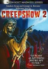 """CREEPSHOW 2 (1987)"" Stephen King & George Romero Horror Anthology DVD (2011)"