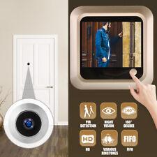 2.4'' LCD Digital Smart Peephole Door Eye Viewer Video Camera Security