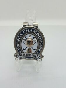 2008 PGA 90th Championship Collectible Money Clip from Oakland Hills