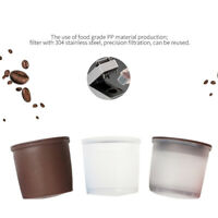 Set Of Coffee Filter Capsules Refillable Capsulone Cups For Illy Iperespresso