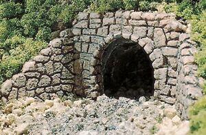 Woodland Scenics HO Scale Random Stone Culvert # 1264