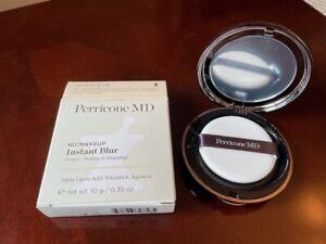 Perricone MD No Makeup Instant Blur! NEW! 0.35 oz.