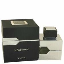 Al Haramain L´Aventure Eau De Parfum for Men, 3.33 oz. NEW Sealed