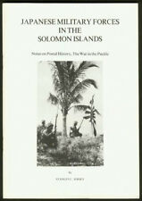 Japanese Military Forces in the Solomon Islands