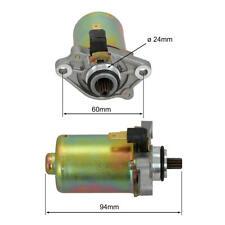 Anlasser, 12 V Starter für Minikart/Bambini Motoren