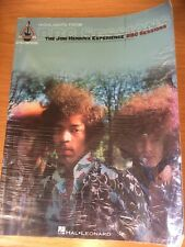 Highlights From BBC Sessions - Jimi Hendrix Experience Guitar Tab Book