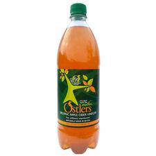 "Ostlers Organic Apple Cider Vinegar with ""The Mother"" - 1 Litre Bottle"