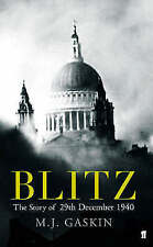 Blitz: The Story of 29th December 1940, 057121794X, New Book