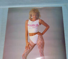 New listing Original Vintage 1980's Poster Ginger Lynn Adult Film Actress, Vivid Video Girl