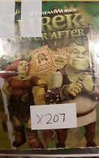 SHREK FOREVER AFTER STICKERS X207 ALL DIFFERENT.