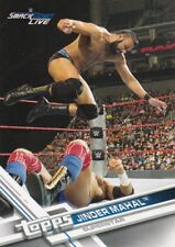 2017 Topps Wwe then now Forever Trading Card, #150 Jinder Mahal