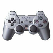 Sony OEM PS2 Dualshock 2 Controller Satin Silver For PlayStation 2 4E