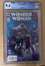 WONDER WOMAN #172 CGC SHARP 9.6 WHITE 2001 ADAM HUGHES COVER,DEATH HIPPOLYTA