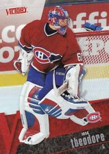 2003-04 UPPER DECK VICTORY NO. 98 JOSE THEODORE MONTREAL CANADIENS