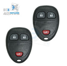 2 New Key Fob Keyless Entry Remote for 2007-2008 SUZUKI XL-7