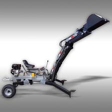 Minibagger Jansen MB-300 Bagger, Schreitbagger, Anbaubagger, 9 PS Benzin, ATV