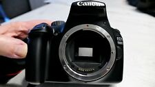 Canon EOS 1100D 12.2Mp + Canon EF 50 mm + Canon EF-S 18-55mm + Bolsa Transporte