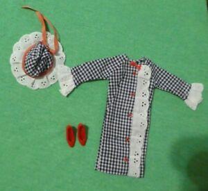 Vintage Francie Doll Clothe  - Vintage Francie 1273 Side Kick! with Shoes