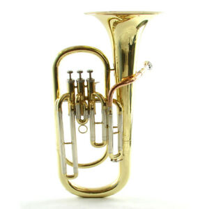 """O'Malley """"Baby"""" Baritone Perfect for Begining Band Students"""