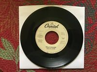 Shot O' Love/Billy Squire/45RPM/Capital Records-PROMO!-1986