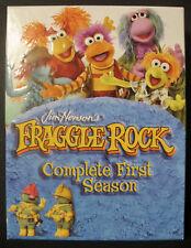 FRAGGLE ROCK Complete First Season 1st Series 1 DVD (NTSC Region 1)