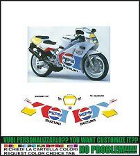 kit adesivi stickers compatibili rgv 250 gamma 1989 kevin schwantz pepsi