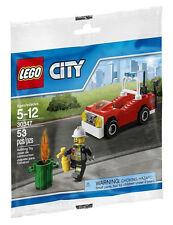 Lego City 30347 Fire Car 53 peaces