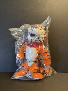 "Tony the Tiger Plush Kellogs Cereal Stuffed Animal Toy 9.5"" Vintage 1991 1993"
