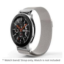 Para Samsung Galaxy SM-R810 reloj milanesa reloj banda correa de lazo magnética 42/46mm