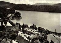 ~1950 Höhenluftkurot Schluchsee Schwarzwald s/w Ansichtskarte Kupfertiefdruck-AK