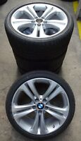 4 BMW Sommerräder Styling 401 225/40 R19 255/35 R19 92Y 3er F30 4er F32 F36 RDKS
