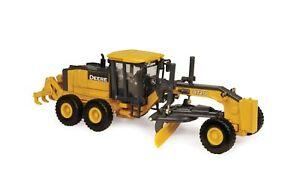 ERTL 45049 John Deere 872GP Road Motor Grader Construction  - Scale 1:50