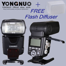 YONGNUO TTL Flash Speedlite YN-500EX High Speed Sync 1/8000 for Canon Camera