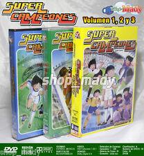 Captain Tsubasa - Super Campeones 1983 Box Set Serie Completa en ESPAÑOL LATINO