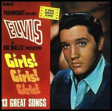 ELVIS PRESLEY - GIRLS GIRLS GIRLS D/Remaster SOUNDTRACK CD ~ 60's *NEW*