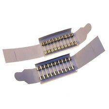 20 Sicherungen 5x20mm Glas 10A Feinsicherungen 5x20 mm träge 10 A 082139