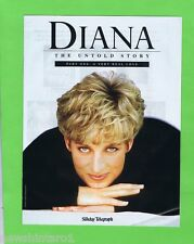 PRINCESS  DIANA SPECIAL ISSUE  PART  ONE -  A VERY REAL LOVE