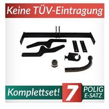 Für Renault Laguna III T 5-Tür 07-15 Kpl. Anhängerkupplung starr+E-Satz 7p