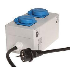 Einschaltautomatik für 1Ph-230V mit Netzleitung, Nr. 0098.3908